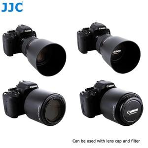 Image 2 - JJC DSLR Camera Lens Hood for Canon EF 135mm f/2L USM & Canon EF 180mm f/3.5L Macro USM Lens Replace Canon ET 78II Lens Shade