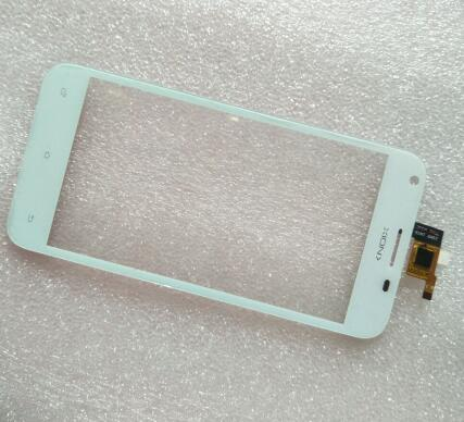 New touch screen For 5 XION XI-CE580 Outer Touch panel Digitizer Glass Sensor Replacement Free Shipping new touch screen for 5 fourel easy smart f4 outer touch panel digitizer glass sensor replacement free shipping