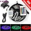 High Quality 5M RGB 5050 Waterproof LED Strip Light 300 SMD 24 Key Remote 12V Supply