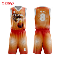 7437f50c84e0 china cheap custom sublimated botak color pink womens basketball uniform  design set