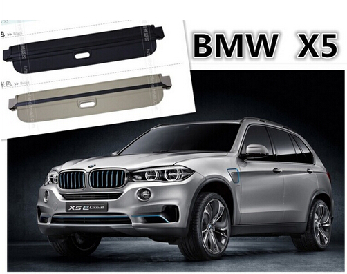 Car Rear Trunk Security Shield Shade Cargo Cover For BMW X5 E70 2008 ...