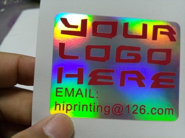 Custom printed waterproof die cut logo adhesive vinyl pvc sticker custom adhesive sticker printing