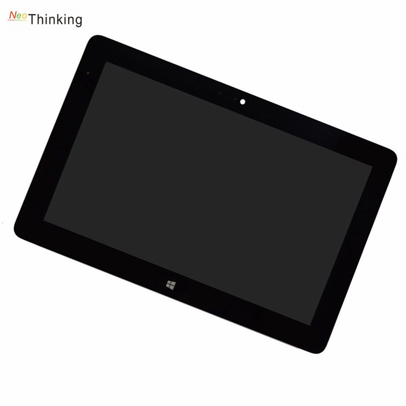NeoThinking 11.6 inch Lcd Assembly For Dell ins 3168 3162 3169 3179 LCD Screen Digitizer Glass Replacement free shipping free shipping original 9 inch lcd screen cable numbers kr090lb3s 1030300647 40pin
