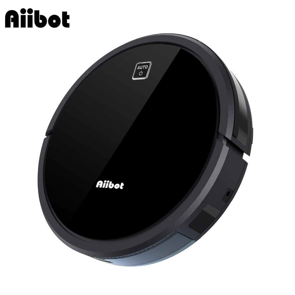 Aiibot V9s Robot Vacuum Cleaner Sweep Mop Simultaneously For Hard Floors Carpet Household Strong Suction Infrared