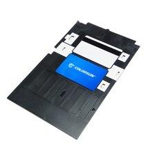 Для струйной печати ПВХ ID карты лоток Пластик Бизнес карты лоток для печати для Epson L800 T50 R270 R290 A50 P50 px660 RX680 R260 R265 L801 R330