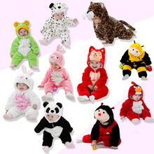 Fashion Baby Boy Girl Clothes Cute 3D Animal Infant Baby Winter Or Autumn Thicken Newborn Baby