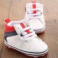 2017 Мода Baby Boy Обувь ИСКУССТВЕННАЯ Кожа Скольжения На Кроватки Детская Обувь Противоскользящие Впервые Ходунки 0-18 месяц