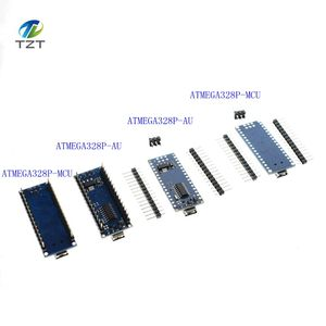 Image 2 - 10pcs NANO V3.0 ATMEGA328P With the bootloader Nano 3.0 controller compatible nano CH340 USB driver 16Mhz with CABLE for Arduino