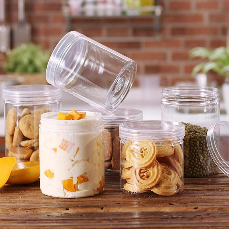 Sealing Food Storage Preservation Plastic Fresh Pot Storage Boxes Bins Tools Storage <font><b>Containers</b></font> Kitchen Storage Box image