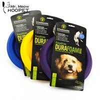 HOOPET Gommapiume Dell'animale Domestico Giocattolo del Cane Frisbee Disco Volante Morbido Resistenza a Mordere Giocattolo Interattivo
