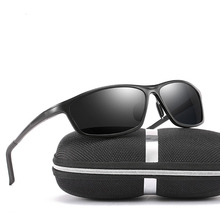Al-mg Spring Legs Ultralight Sports Shield Polarized Sunglasses Custom Made Myopia Minus Prescription Lens -1 To -6