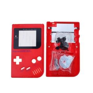 Image 2 - 14 צבעים זמינים משחק החלפת מקרה פלסטיק מעטפת כיסוי עבור Nintendo GB עבור Gameboy קלאסי קונסולת מקרה דיור
