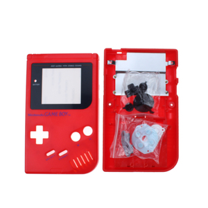 Image 2 - 14 couleurs disponibles jeu coque de remplacement coque en plastique couverture pour Nintendo GB pour Gameboy classique boîtier de Console