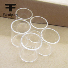 Furuipeng Tube for Kanger JUPPI Kit / JUPPI Tank Replacement Pyrex Glass Tube PK of 5
