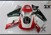 Moto Injection moule Carénage KIT pour DUCATI 748 916 996 998 03 04 05 2003 2005 Ducati ducati UV