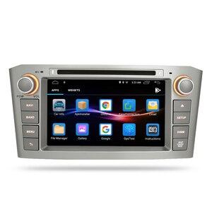 Image 2 - 7 IPS Android 9.1 รถเครื่องเล่นดีวีดีสำหรับ Toyota Avensis/T25 2003 2008 รถนำทาง GPS WIFI FM BL 2 DIN สเตอริโอมัลติมีเดีย