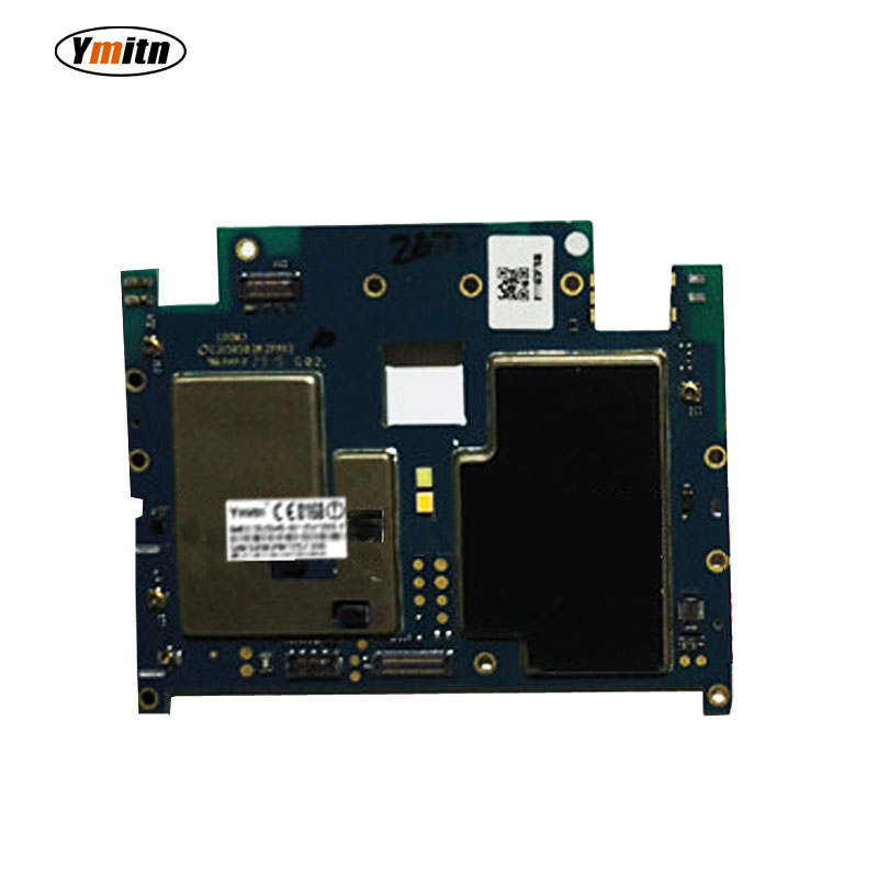 Ymitn Mobile Electronic Panel Mainboard Motherboard Unlocked With Chips Circuits Flex Cable For Meizu Meilan M2 Note 2