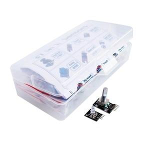 Image 2 - 37 in 1 box Sensor Kit For Arduino Starters brand in stock good quality low price