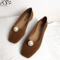 גומי לחקות זמש אבזם מתכת מודל יוקרה קיץ ממתקי נשים נעלי ג 'לי מעצב להחליק על נעליים שטוחות נעלי החוף נשי