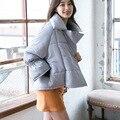 Winter Light Gray Jackets Plus Size Short Womens Parkas For Coats Ukraine Manteau Doudoune Femme Hiver Abrigos Mujer Invierno