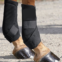 Horse Riding Harness Leg Protector Equestrian Horse Care Leggings Leg Brace Top Quality Riding Equitation Cheval