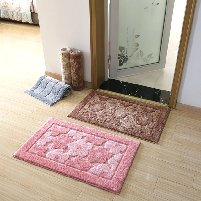 Children Room Floor Bath Mat Rugs Anti Silp Bathroom Carpet Doormat Mats