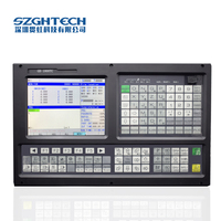 best price 5 axis kit cnc lathe machine controller with I/O board ATC+PLC easy cnc 5 axis lathe controller