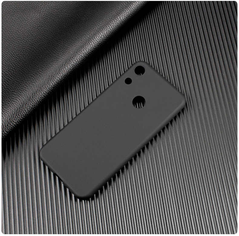 For Huawei Honor 8A Case Anti-slip Soft Matte TPU Silione Cover Case For Huawei Honor 8A Honor8A JAT-L29 JAT-TL00 JAT-AL00