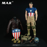 A011 1/6 масштаб мужской Solider Одежда Набор аксессуаров США Вторая мировая война версия Set модель для 12 ''фигурку