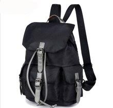 2017 водонепроницаемый нейлон женщины рюкзак мода большой емкости рюкзаки для девочек-подростков случайный путешествия мешок школы свет mochila