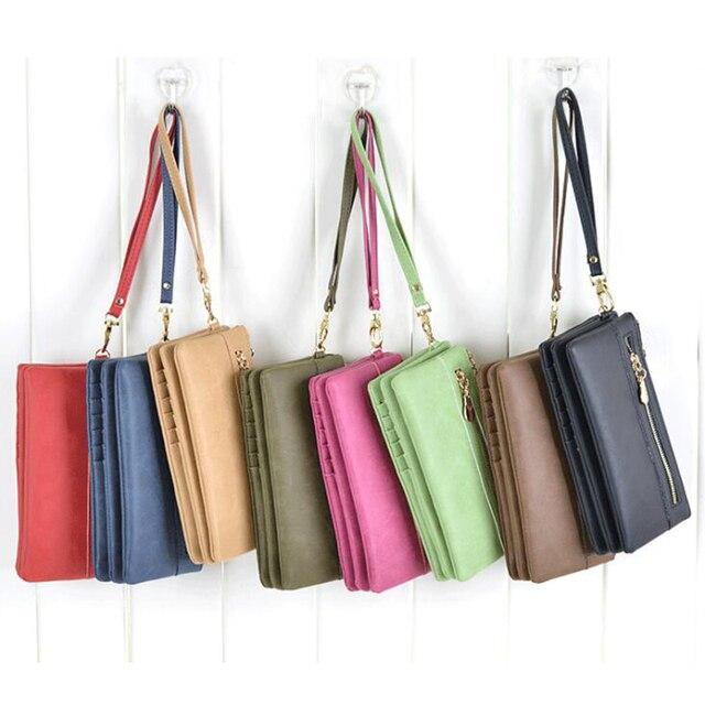 Double Zipper Wallet 5