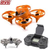 Мирко drone DYS акулы Мако бесщеточный FPV Racing Drone F4 BLheli_S Dshot 5,8 Г 25 200 мВт 40CH VTX Дрон для игры в помещении с удаленным контролем