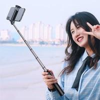 3 in 1 Handheld Tripod Selfie Stick Bluetooth Mini Tripod Monopod Travel Tripod for iPhone DSLR Camera Gopro Smartphone
