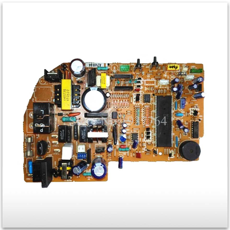 95% new for Air conditioning computer board CS-A120KW A741030 A741031 A71661 A74804 A74899 PCB board good working цена и фото