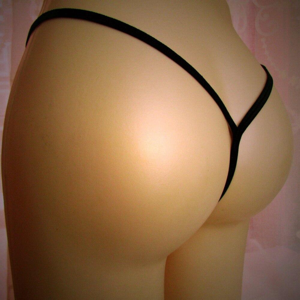Kadınlar için seksi iç çamaşırı dize Seksi külot nakış - İç Giyim - Fotoğraf 3