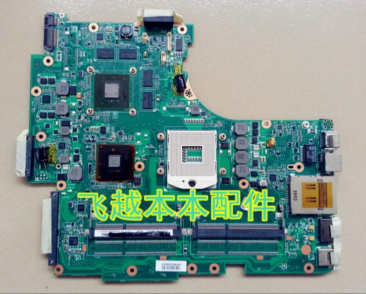 N53JG motherboard support i7 fit for N53JG REV 2.2 laptop motherboard 1GB DDR3 4 ram slot fully tested working ddr3 motherboard laptop motherboard xcy m1037u 32bit color depth support full screen movies