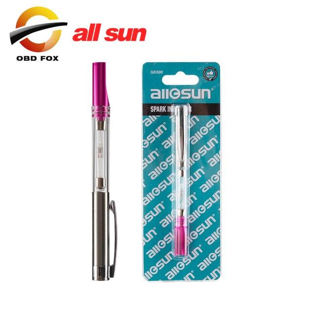 All Sun GK500 Automotive Spark Plug Indicator Ignition Tester for ...