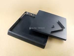 Image 2 - ブランド新プレイステーション4スリムハウジングシェルケースカバーためPS4スリムゲームコンソールの高品質の交換