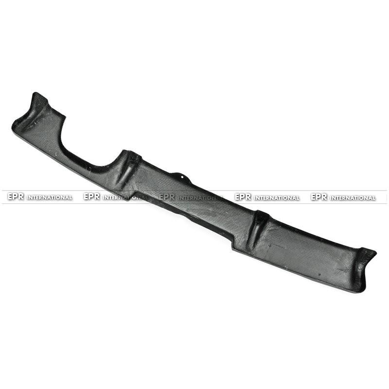 Skyline R34 GTR OEM Rear Bumper Diffuser Add On CF(4)_1