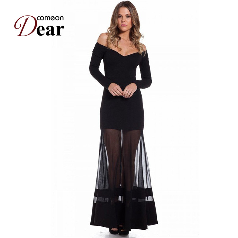 Online Get Cheap Long Black Dress -Aliexpress.com | Alibaba Group