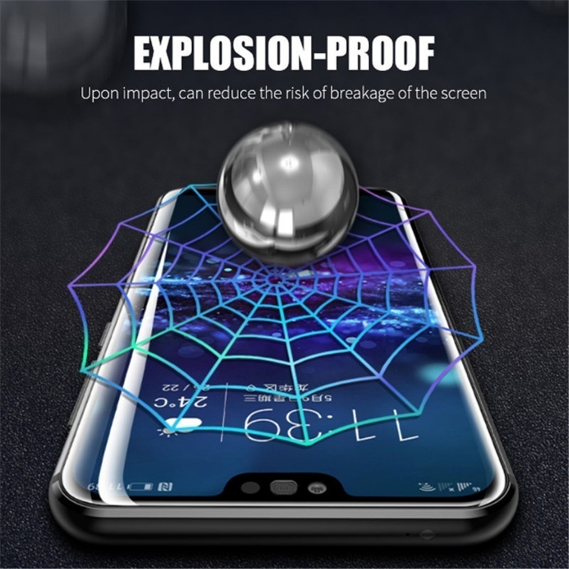 Screen Protector For Huawei P30 lite Pro Mate 20 10 Lite pro Protective Film For Screen Protector Huawei Mate 20 Lite pro in Phone Screen Protectors from Cellphones Telecommunications