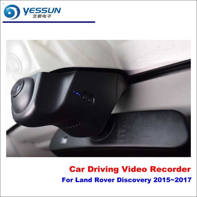 Yessun Car Dvr Driving Video Recorder For Land Rover Discovery 2017 Front Camera Auto Dash Cam Head Up Plug Play Oem