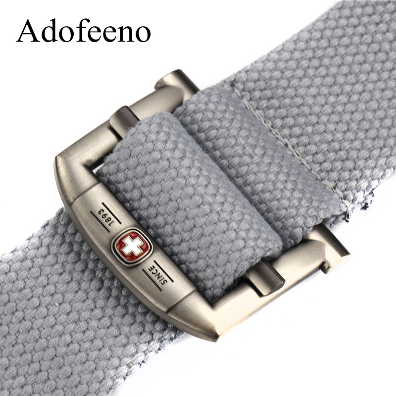 Adofeeno Military Tactical Canvas   Belt   Casual Men's   Belts   Aaccessories Military Equipment Cinto Masculino Cinturon Men