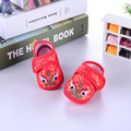 Hot first walkers Baby Toddler Shoes sapato sapatos infantil Spring Autumn Rose flower soft sole 2color