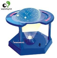 استكشاف كيد يخلق تجربة لعبة العلمي لعبة نموذج السماوية الفلك 1 مجموعة