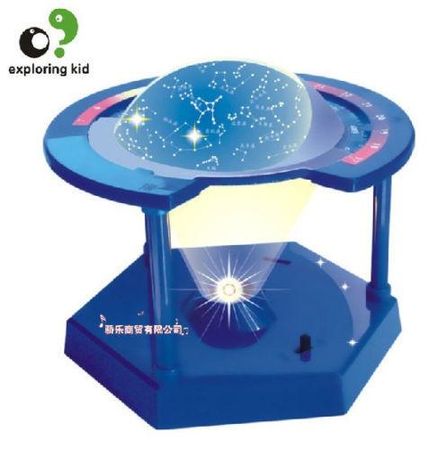 tutkii lapsen luovan lelun tieteellistä kokeilua pelimallin planetaario tähtitiede 1set