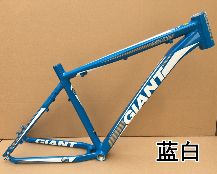 Stock Limited Original Gant 26*18 XTC FR Aluminum Alloy Disc Brake MTB Bicycle Frame