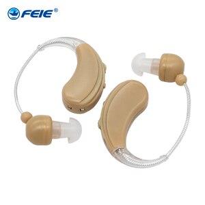 Image 2 - Apparecchio acustico ricaricabile per apparecchi acustici apparecchi acustici ad alta potenza strumento auricolare doppio dispositivo di sorditezza per auricolari S 109S
