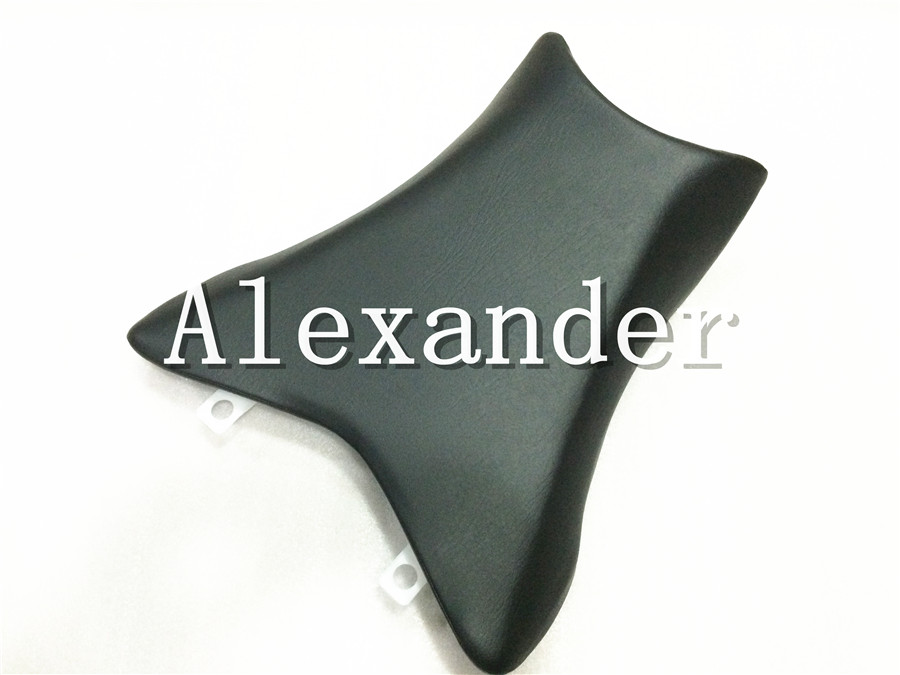 For Kawasaki ZX10R 2011 2012 2013 2014 2015 Black Motorcycle Scooter Front Rider Seat Leather Foam Plastic Cover Cushion ZX-10R