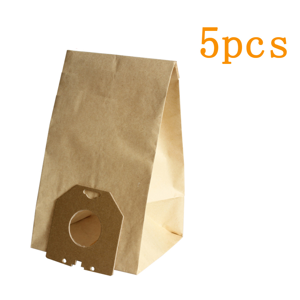 5Pcs Vacuum Cleaner Paper Dust Bag Vacuum Cleaner Bags for Philips T500 TC536 TC411 T300 T800 HR6938/10 HR6300 TC400 TC999 10pcs washable vacuum cleaner bags dust bag replacement for philips fc8134 fc8613 fc8614 fc8220 fc8222 fc8224 fc8200 free post